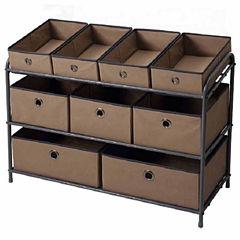 Multi-Bin Storage Organizer