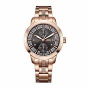 JBW Womens Rose Goldtone Bracelet Watch-J6341a