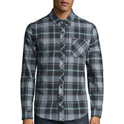 Zoo York® Long-Sleeve Mercury Woven Shirt