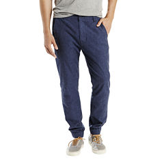 Levi's Twill Jogger Pants