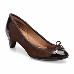 Comfortiva Tensley Womens Pumps