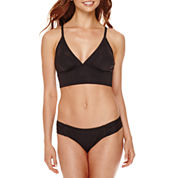 a.n.a® Mix & Match Long-Line Halter Swim Top or Swim Bottoms