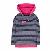 Nike Girls Hoodie-Toddler