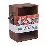 Wembley™ Bottle Cap Bank