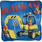LEGO® City Square Decorative Pillow