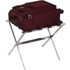 Household Essentials® Stainless Steel Luggage Rack