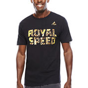 adidas® Short-Sleeve Royal Speed Tee