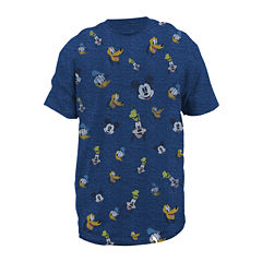 Disney Heads Graphic Tee