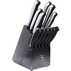 J.A. Henckels Everedge Plus 13-pc. Knife Set