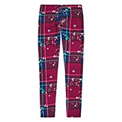 Arizona Solid Knit Leggings - Girls 7-16 and Plus