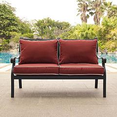 Portofino Cast Aluminum Patio Lounge Chair