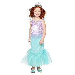 Disney Collection Ariel Costume, Tiara or Shoes