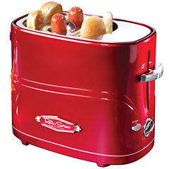 Nostalgia Electrics™ Retro Series Pop-Up Hot Dog Toaster