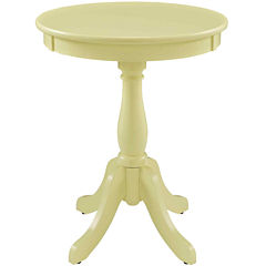 Eastport Pedestal Accent Table