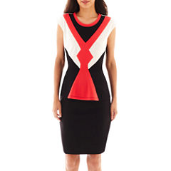 Worthington® Colorblock Peplum Top or Modern Seamed Pencil Skirt