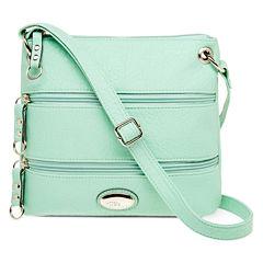 Rosetti Triple Play Demi Mini Crossbody Bag