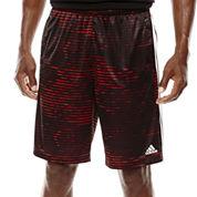 adidas® 3S Illusion Training Shorts