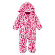 Weatherproof Girls Heavyweight Snow Suit-Baby
