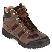 St. John's Bay® Peak Mens Hiking Boots