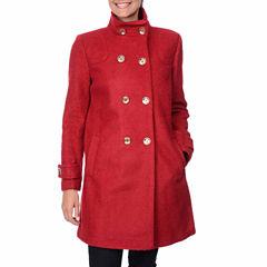 Fleet Street Wool Coat