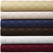 Cathay Home Tuxedo Stripe Microfiber Sheet Set