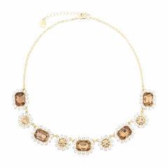 Monet Jewelry Collar Necklace