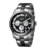 JBW Delano Mens 1/5 CT. T.W. Diamond Two-Tone Stainless Steel Watch JB-6218-A