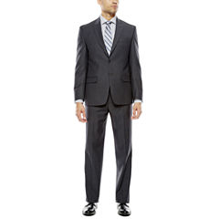 Collection by Michael Strahan Mini-Herringbone Suit Separates - Classic Fit