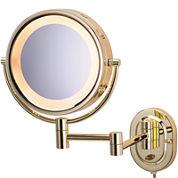 Jerdon Style Lighted Wall-Mount Mirror