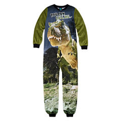Cuttlebug  Long Sleeve One Piece Pajama-Preschool Boys Average Figure