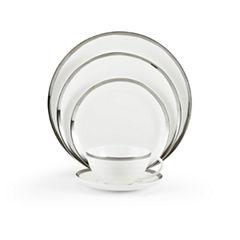 Mikasa Blakeslee Platinum 5-pc. Dinnerware Set