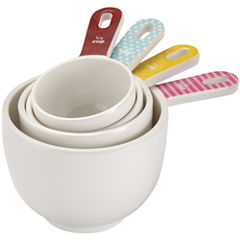Cake Boss™ Countertop Accessories 4-pc. Melamine Measuring Cup Set
