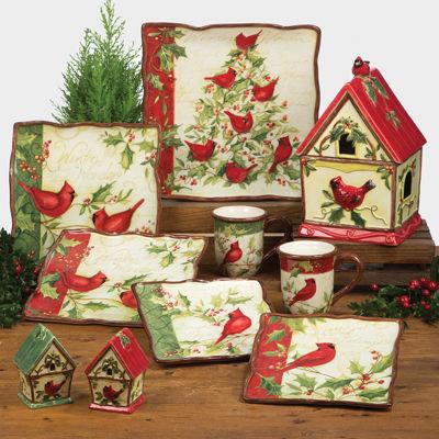 winter wonder dinnerware collection