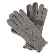 Isotoner® smarTouch® Knit Gloves