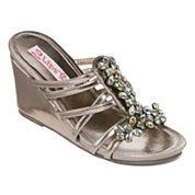 Two Lips Too Siris Wedge Sandals
