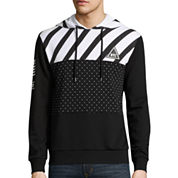 Urban Nation Long-Sleeve French Terry Hoodie