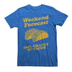 Novelty Promotional Short Sleeve Humor Graphic T-Shirt