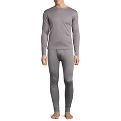 St. John's Bay® Box Mesh Thermal Shirt or Pants