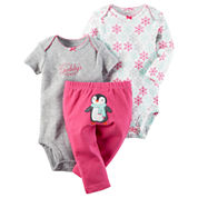 Carter's Girls Layette Set-Baby