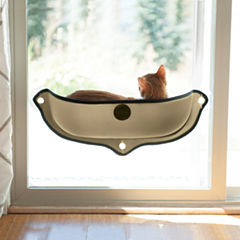 K & H Manufacturing EZ Mount Window Bed Kitty Sill