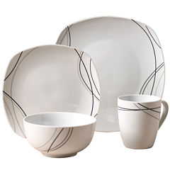 Alec 16-pc. Dinnerware Set