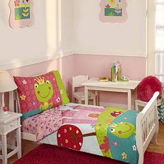 NoJo® Fairy Tale 4-pc. Toddler Bedding Set