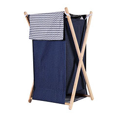 Trend Lab® Navy Hamper