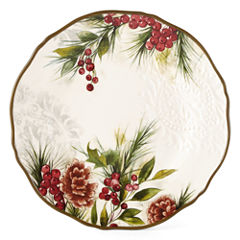 JCPenney Home™ Pineberry Set of 4 Salad Plates