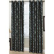 Jordan 2-Pack Grommet-Top Curtain Panels