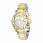 Invicta Womens Two Tone Bracelet Watch-22871