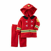 Carter's® 2-pc. Firefighter Halloween Costume - Baby Boys 3m-24m