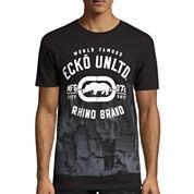 Ecko Unltd.® Short-Sleeve City Scenic Tee