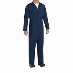Red Kap Action Back Coverall