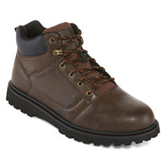 Big Mac Citrus Mens Steel Toe Work Boots